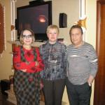Инна Чурикова и Генадий Хазанов