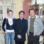 Георгий Дронов и Светлана Ходченкова